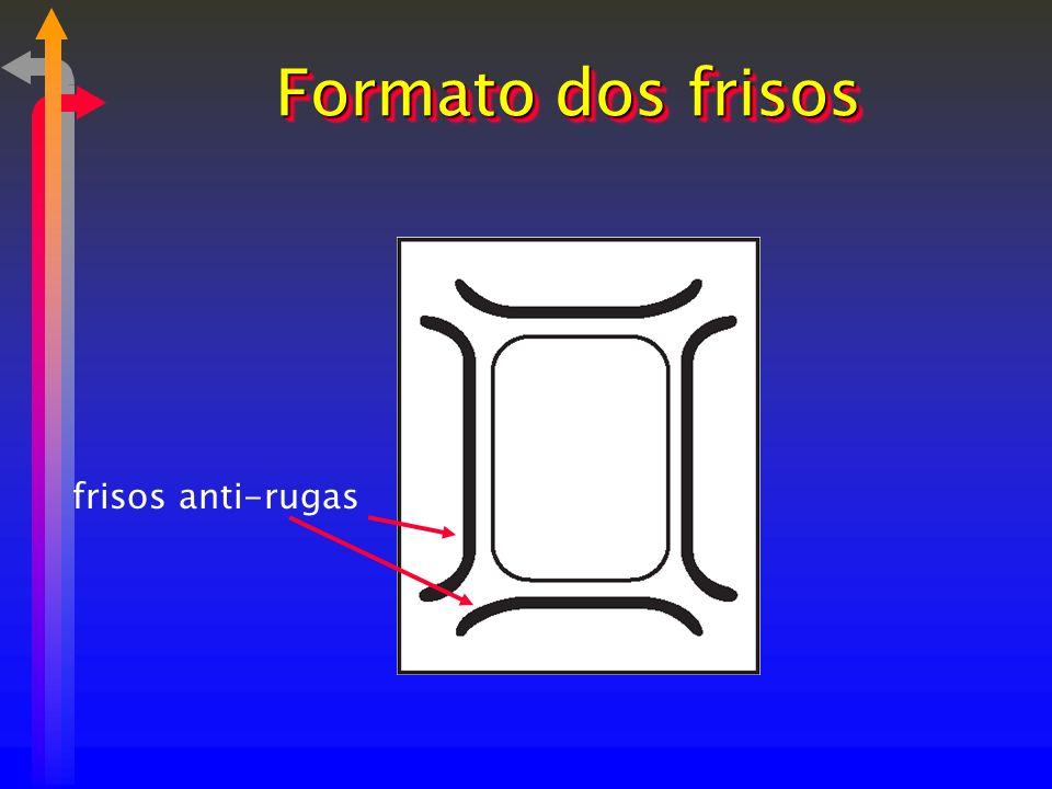 3-Equipamento Conforme o grau de resistência do aço, a capacidade da prensa pode ser insuficiente para formar adequadamente a peça.
