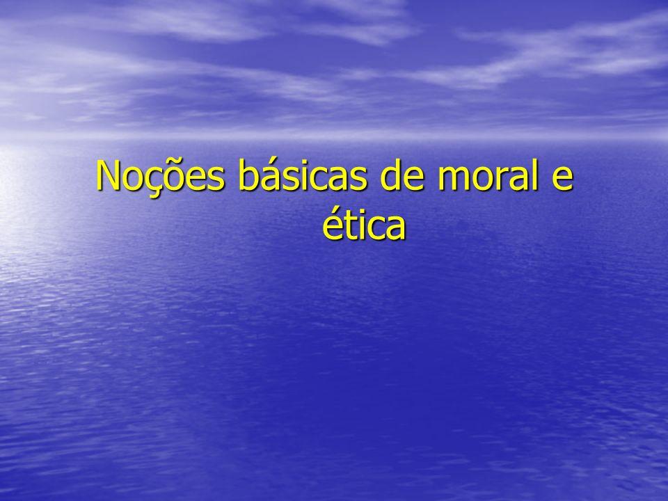 O que é a ética.A CIÊNCIA QUE ESTUDA o comportamento consciente do homem.