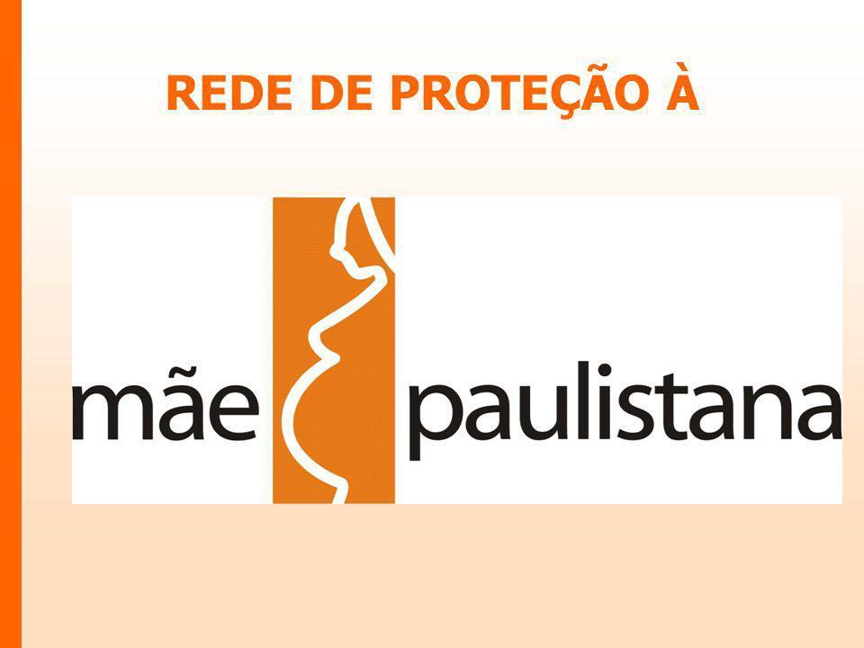 Missão: Proteger a saúde da mãe e da criança promovendo a excelência da atenção materno-infantil 1 REDE DE PROTEÇÃO À