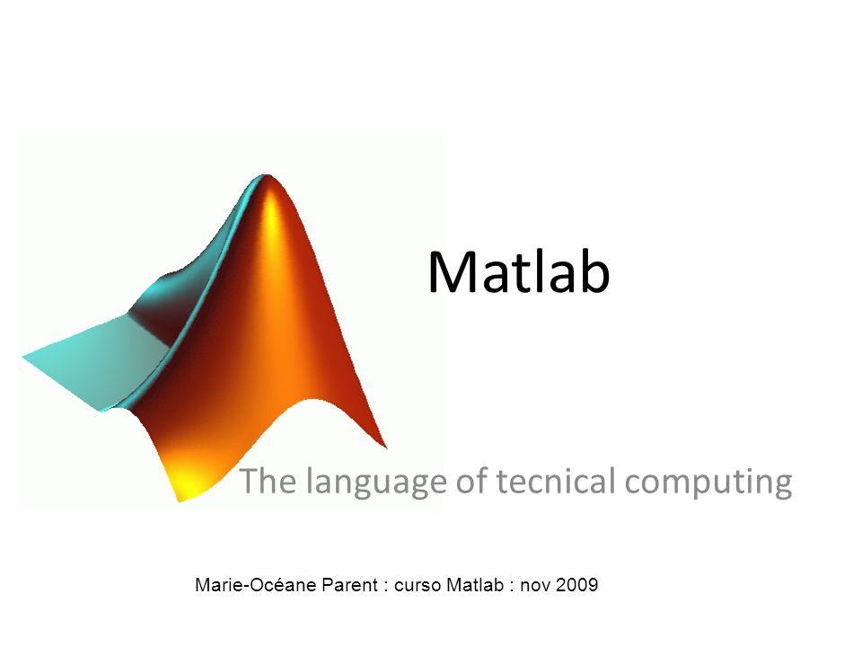 Figura Criação – Com o encomendo figure hfigura= figure (propriedades); – Usando uma função gráfica do Matlab : todas as funções de plotagem podem gerar uma figura : plot, plot3, surf...