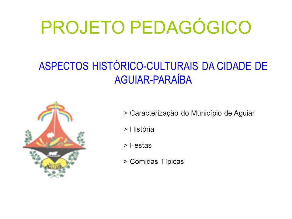 PROJETO PEDAGÓGICO ASPECTOS HISTÓRICO-CULTURAIS DA CIDADE DE AGUIAR-PARAÍBA > Caracterização do Município de Aguiar > História > Festas > Comidas Típi