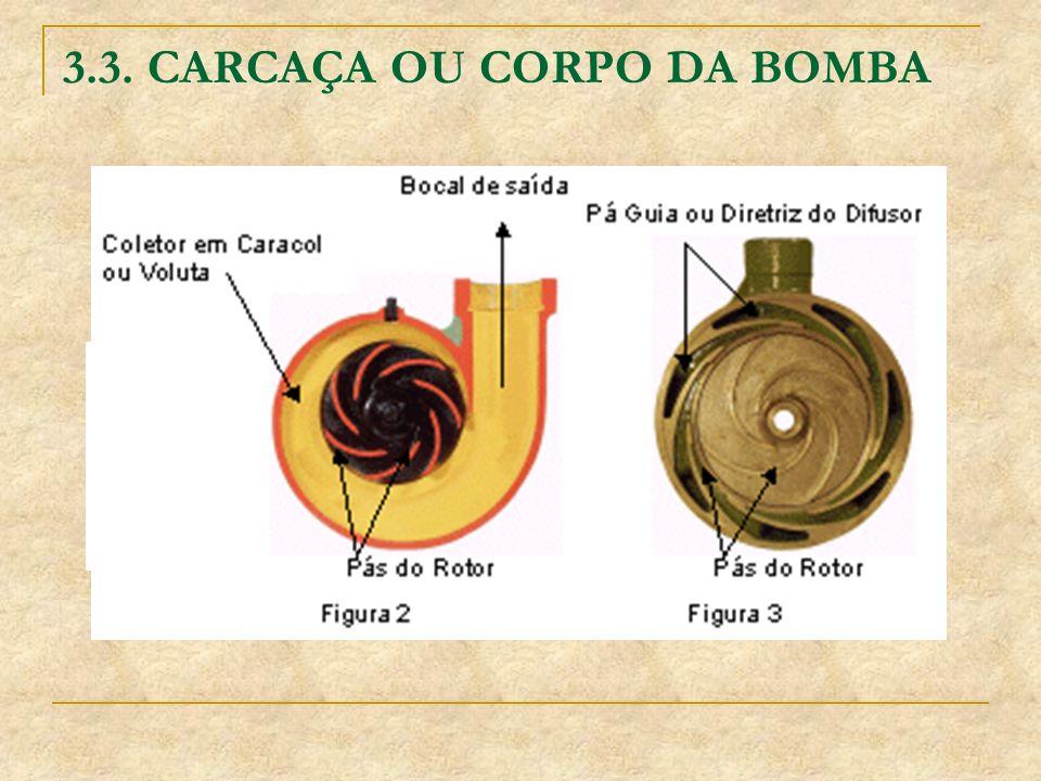 3.3. CARCAÇA OU CORPO DA BOMBA