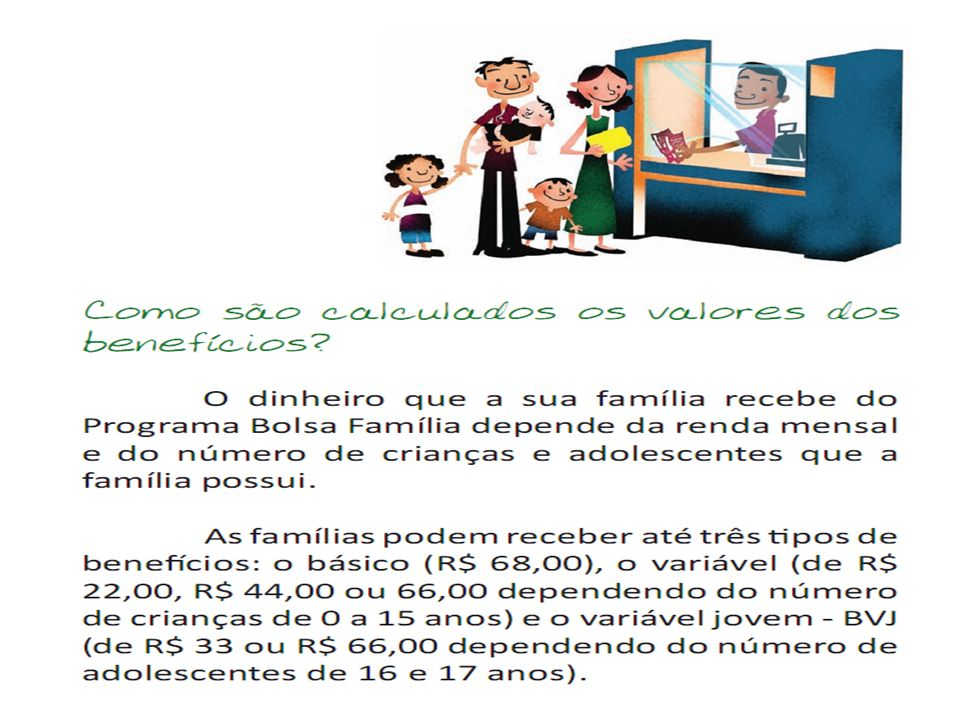 Nova relação de famílias beneficiárias – SIGA - Excel
