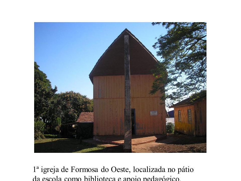Pátio da Escola Nilza de Oliveira Pipino