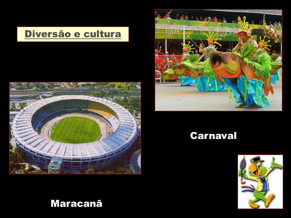 Maracanã Carnaval Diversão e cultura