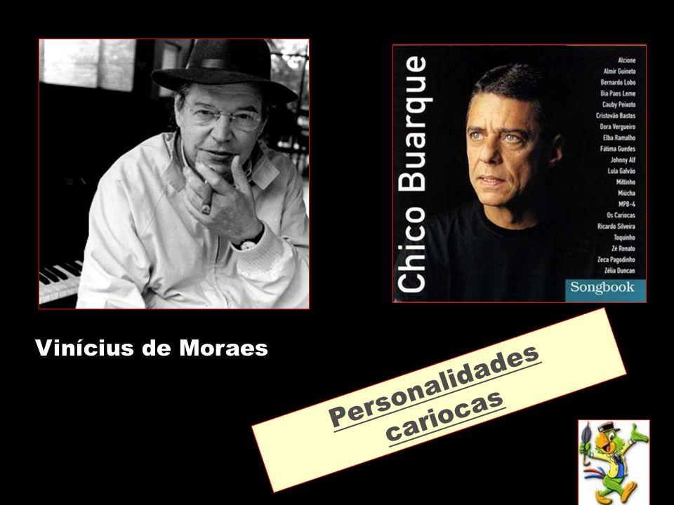 Vinícius de Moraes Personalidades cariocas
