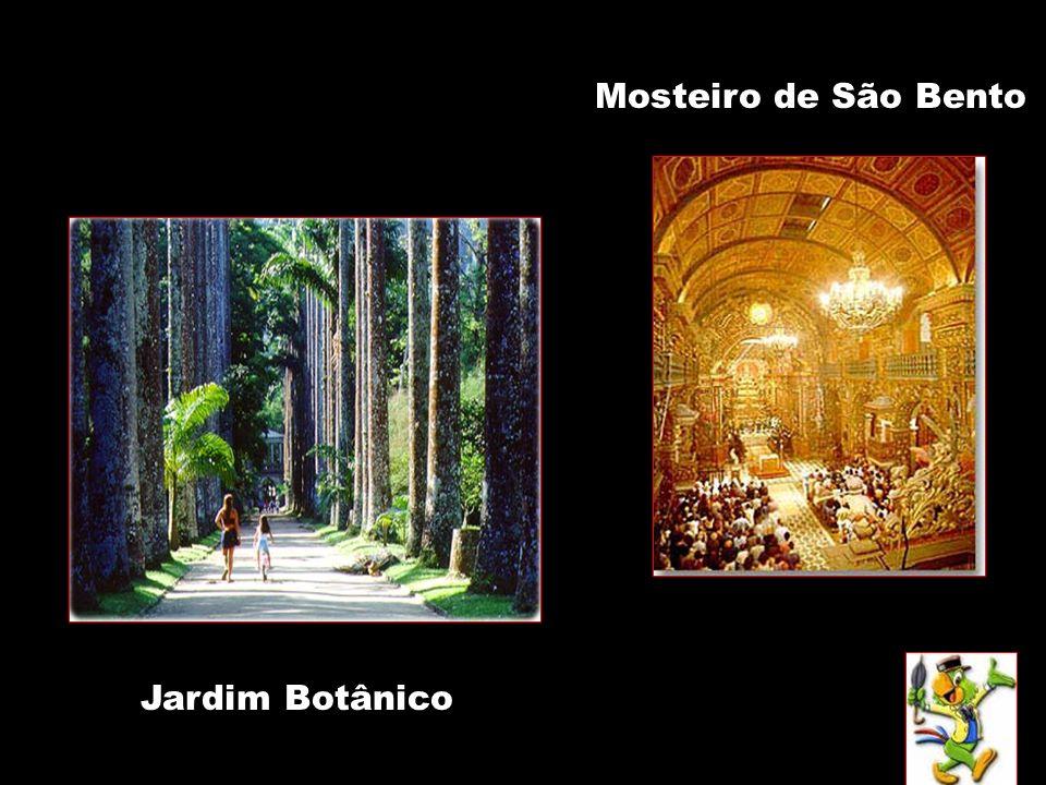 Jardim Botânico Mosteiro de São Bento