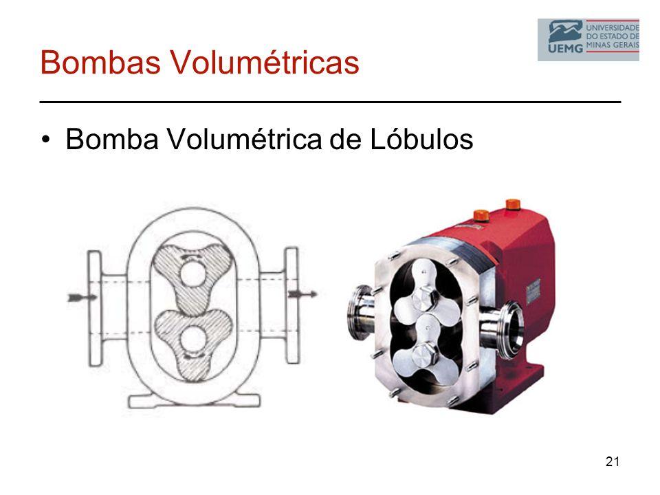 Bombas Volumétricas Bomba Volumétrica de Lóbulos 21