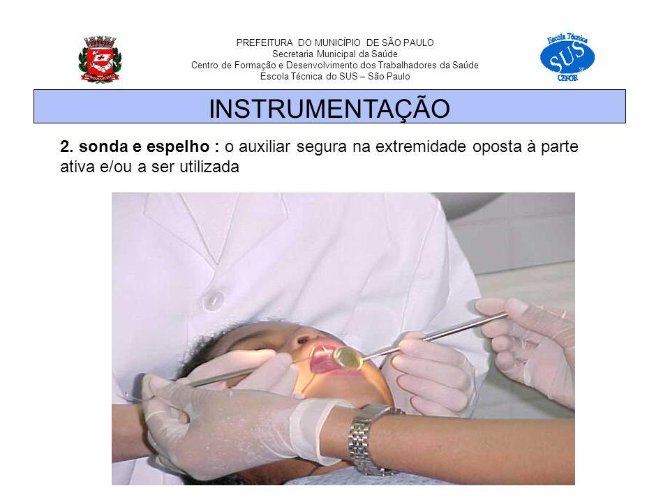 PREFEITURA DO MUNICÍPIO DE SÃO PAULO Secretaria Municipal da Saúde Centro de Formação e Desenvolvimento dos Trabalhadores da Saúde Escola Técnica do SUS – São Paulo 2.