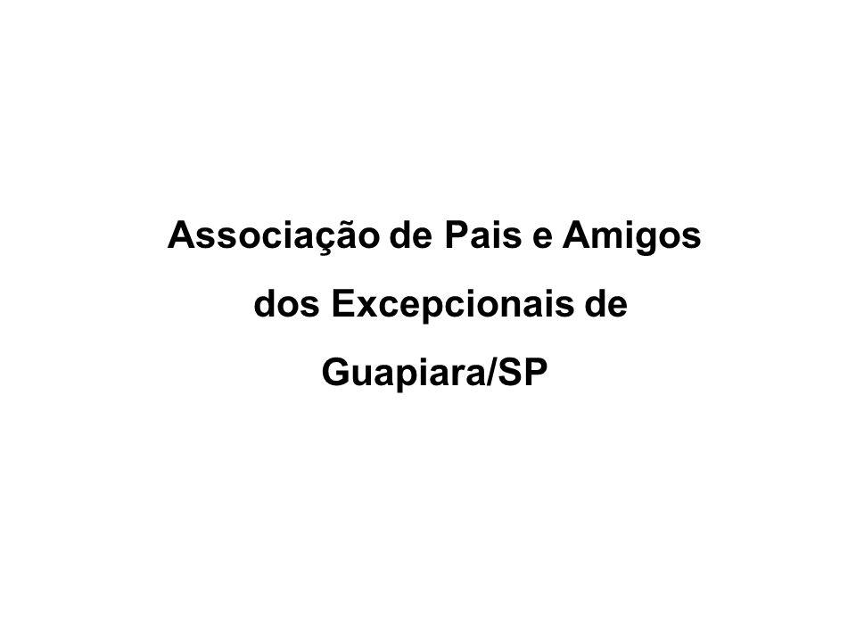 Associação de Pais e Amigos dos Excepcionais de Guapiara/SP