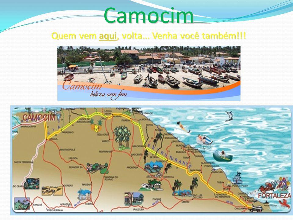 História de Camocim Com 130 anos de independência política a serem comemorados no dia 29 de setembro de 2009, a história de Camocim remonta ao ano de 1614, quando Jerônimo de Albuquerque instalou na embocadura de seu rio o quartel general para expulsar os franceses do Maranhão, comandados por La Ravardière.