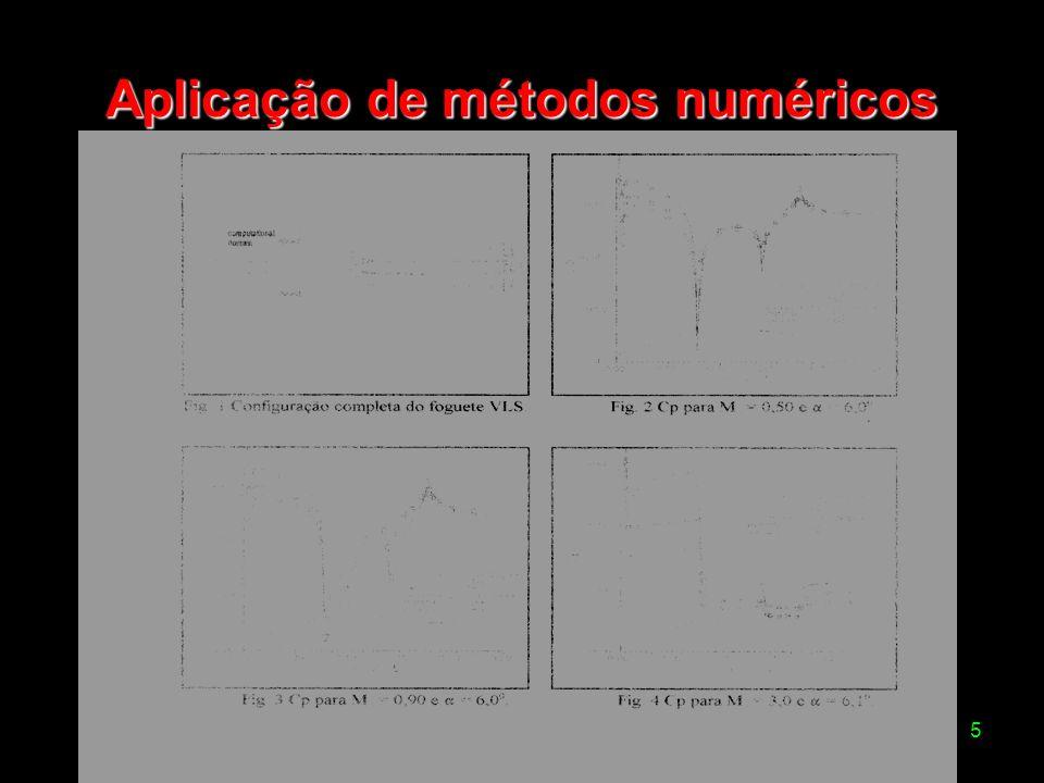 6 Otimização de métodos numéricos Métodos multigrid geométricos e algébricos Funções de interpolação, aproximações numéricas ou esquemas numéricos Múltiplas extrapolações de Richardson