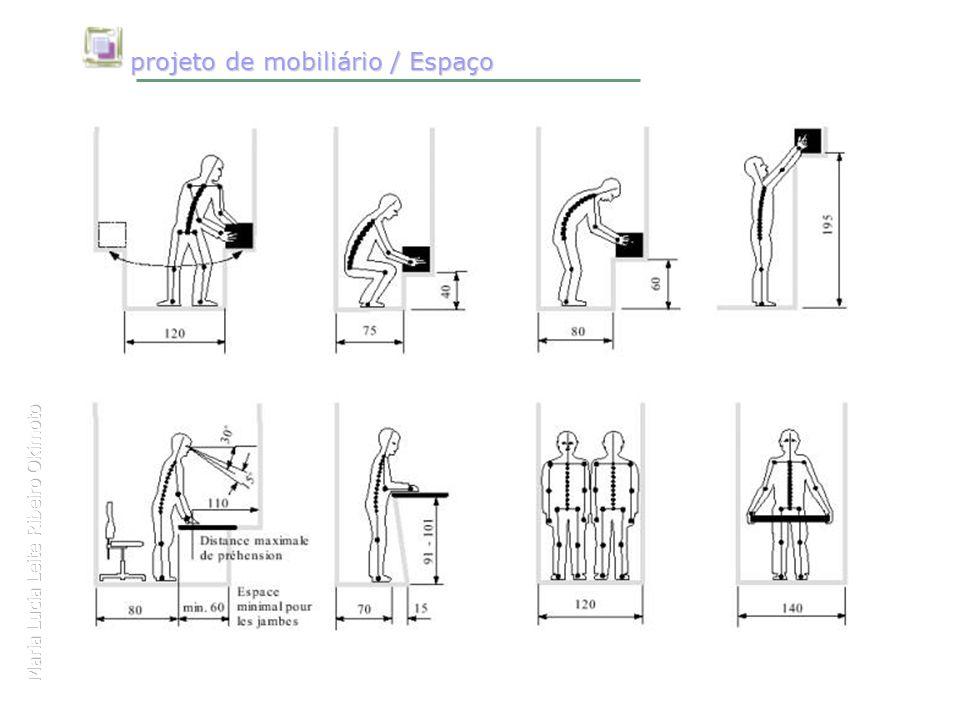 Maria Lucia Leite Ribeiro Okimoto projeto de mobiliário / Espaço projeto de mobiliário / Espaço