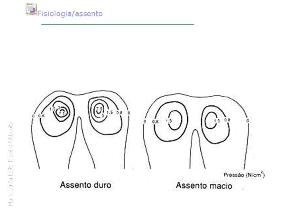 Maria Lucia Leite Ribeiro Okimoto Fisiologia/assento