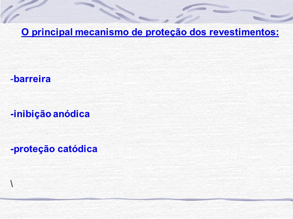 Pré-tratamentos (VHB) · -Lavagem / Desengrachantes · -Fosfatização · -Passivação