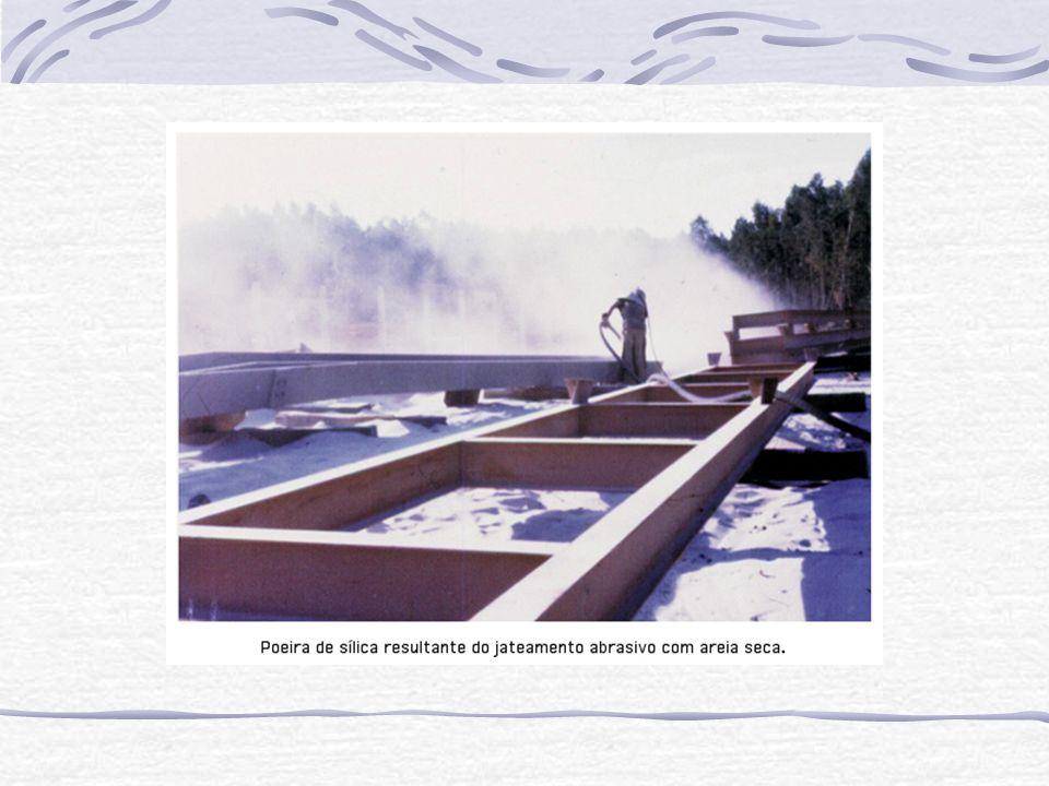 Perfil de rugosidade ou perfil de ancoragem Medir o perfil de rugosidade de um superfície que sofreu limpeza por jateamento abrasivo, com um aparelho chamado rugosímetro (profile gauge).