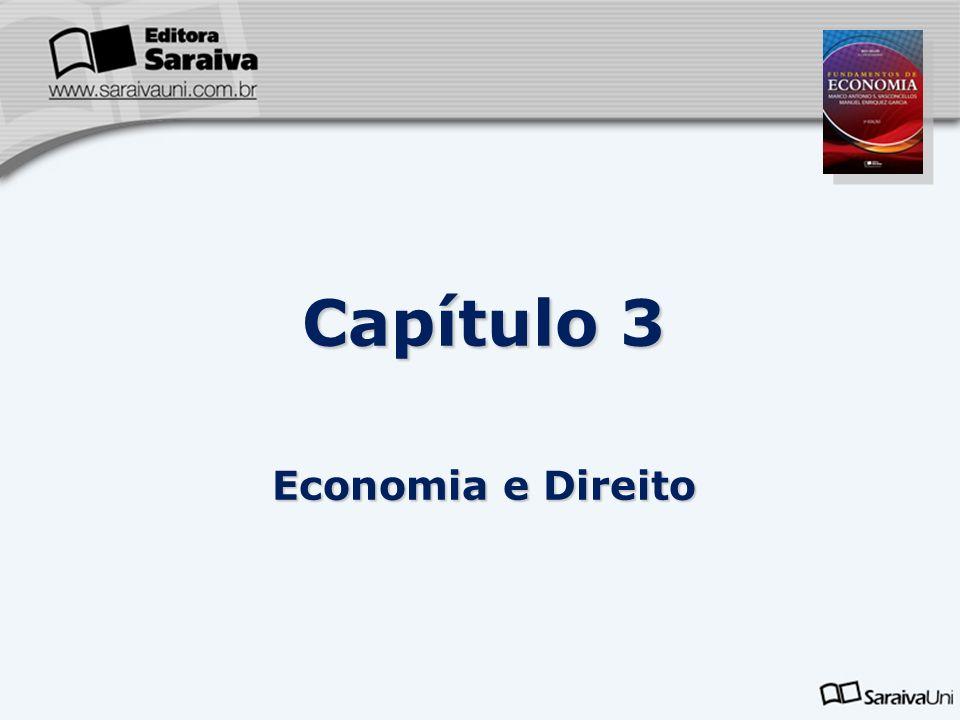 Capítulo 3 Economia e Direito