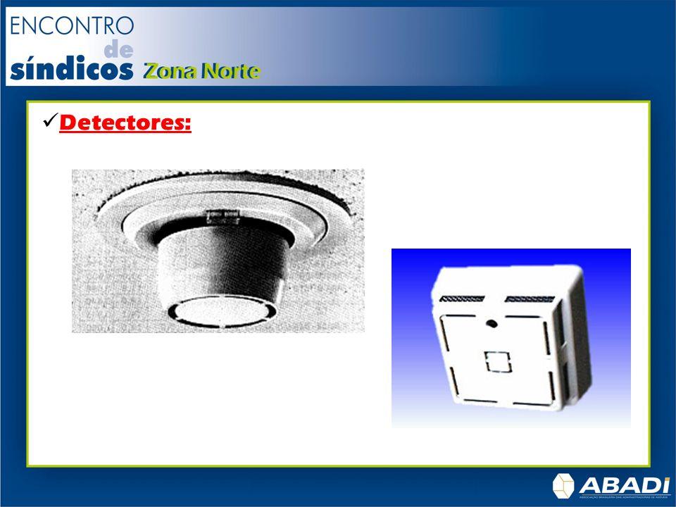 Detectores: