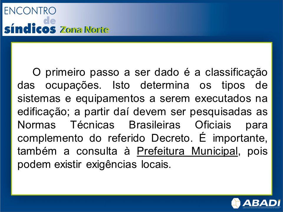 DECRETO-LEI Nº 247, DE 21 DE JULHO DE 1975 Define o CBMERJ como órgão responsável pela legislação, fiscalização e execução das medidas de segurança contra incêndio e pânico em todas as edificações em todo o Estado do Rio de Janeiro.