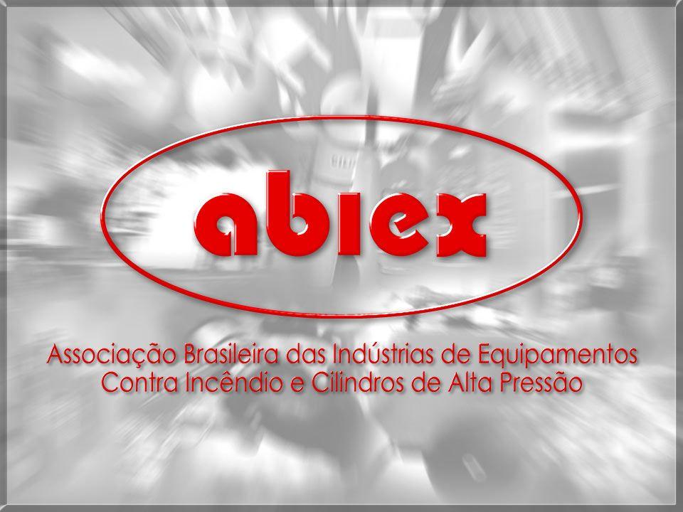 Histórico ABIEX Fundada em 1969 Fundada em 1969 20 associados 20 associados Faturamento anual: R$ 250 milhões Faturamento anual: R$ 250 milhões Exportações: U$ 13 milhões Exportações: U$ 13 milhões 2,8 mil funcionários empregados 2,8 mil funcionários empregados