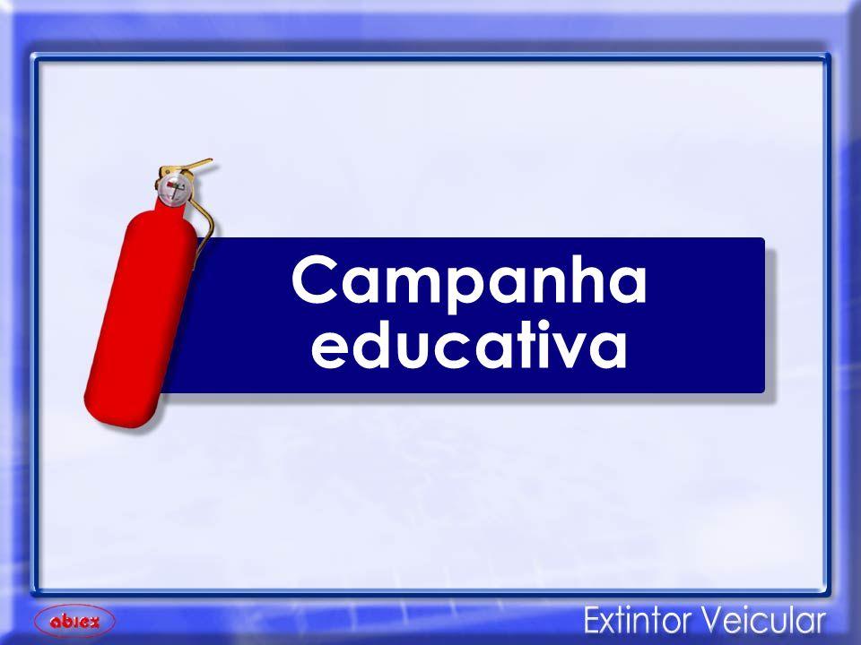 Campanha Educativa Distribuição de 4 milhões de folhetos em 54.000 km de rodovias federais e 30.000 km de rodovias estaduais no Estado de são Paulo