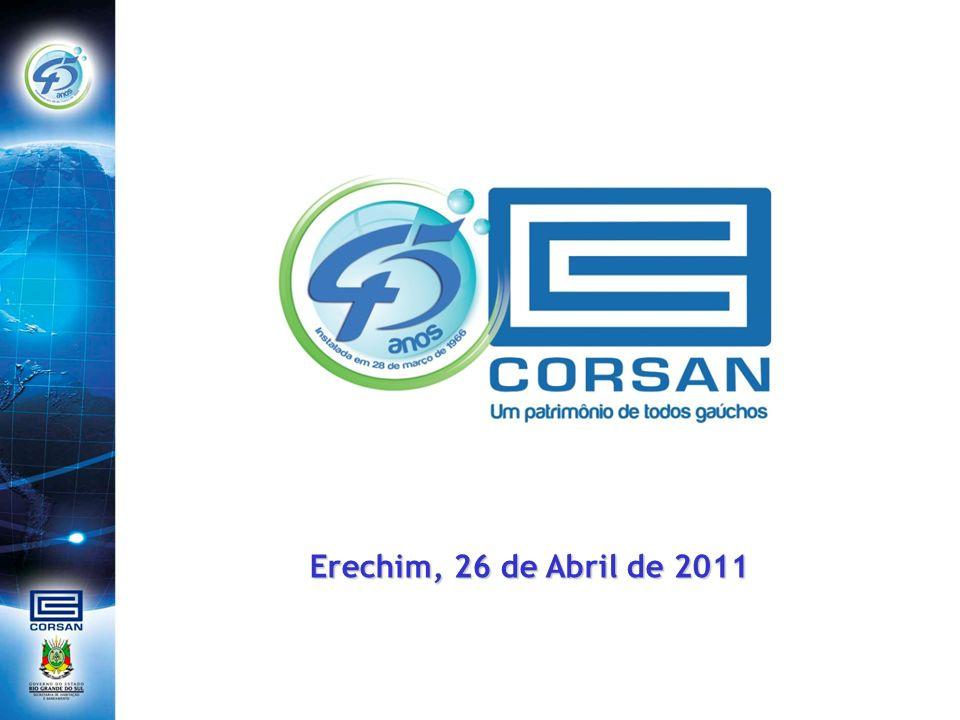 Erechim, 26 de Abril de 2011