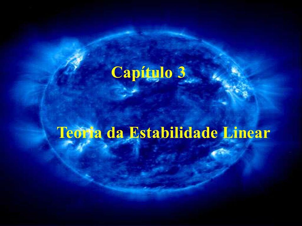 Capítulo 3 Teoria da Estabilidade Linear