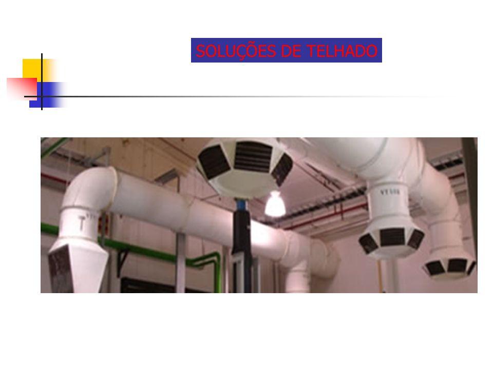 A ventilação natural pode representar importante fator de conforto e melhoria das condições ambientais no interior dos edifícios.