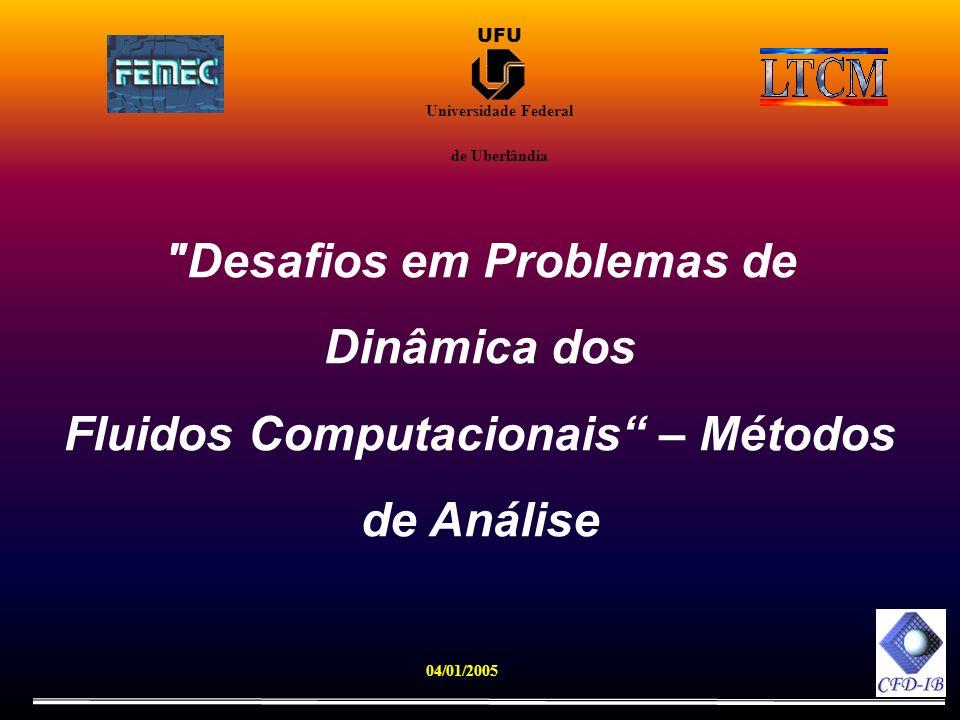 UFU Universidade Federal de Uberlândia