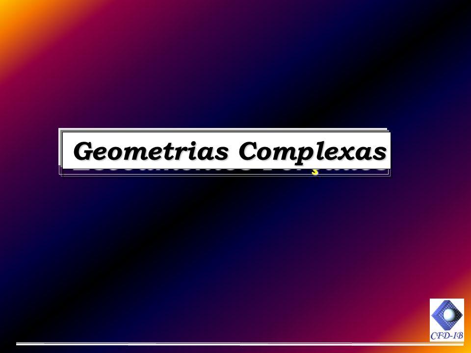 Escoamentos Forçados Geometrias Complexas