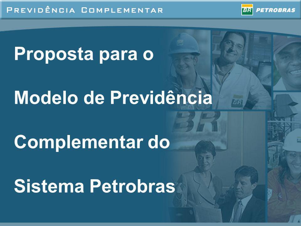 Proposta para o Modelo de Previdência Complementar do Sistema Petrobras