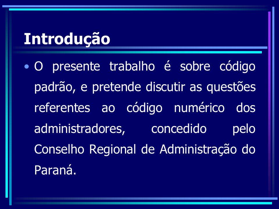 Histórico 1968- A Junta Executiva do Conselho Federal de Técnicos de Administração instala o Conselho Federal de Técnicos de Administração e 10 Conselhos Regionais de Técnicos de Administração, em todo o país.