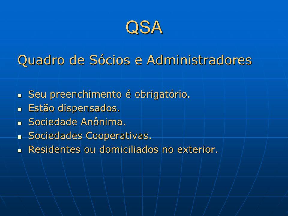 Eventos Especiais Eventos Especiais Base Legal: IN SRF nº 02, de 02.