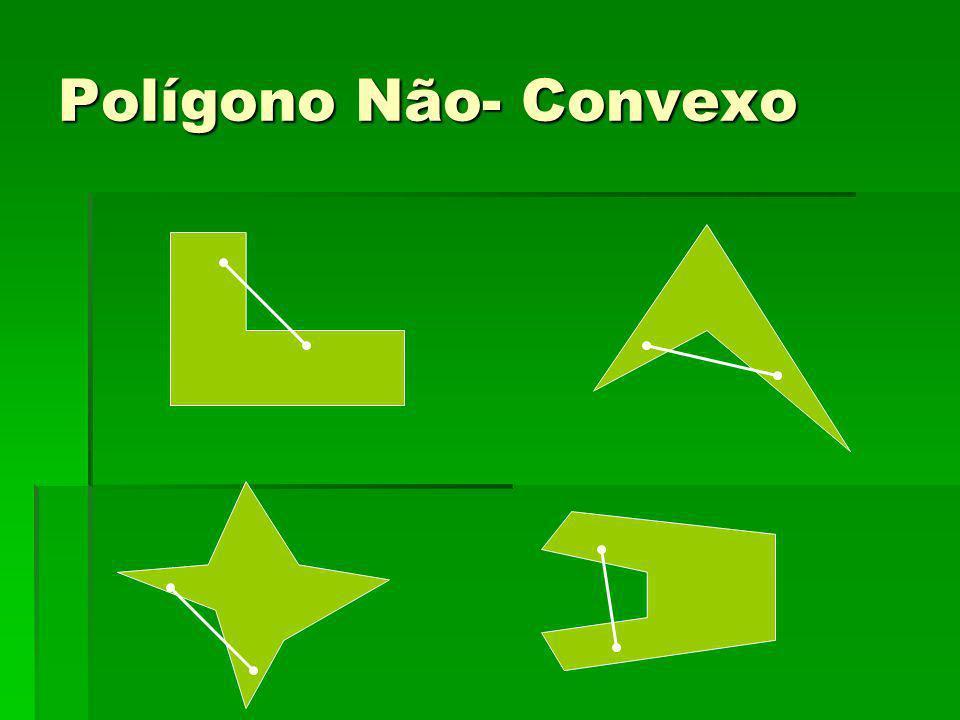 Polígono Não- Convexo