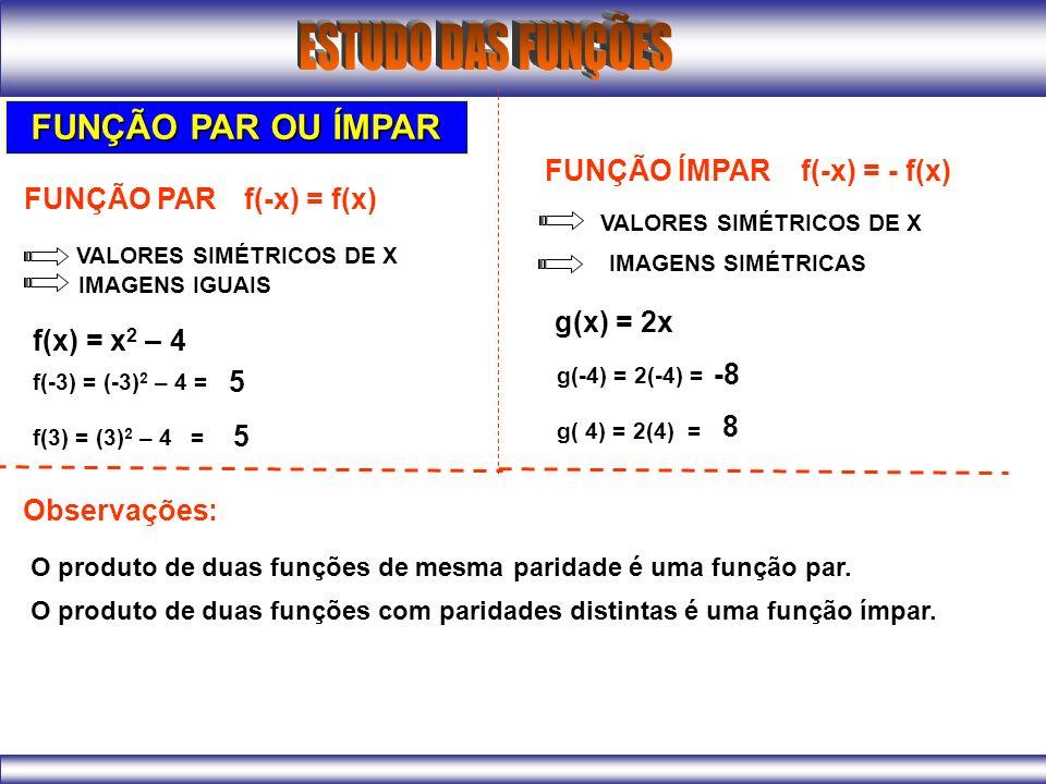 3)   x – 1   > 7  x – 1   = 7 x – 1 = - 7 ou x – 1 = 7 x = - 6 ou x = 8 - 6 8 {x R x 8} 4)   x + 1   4  x + 1  = 4 x + 1 = - 4 ou x + 1 = 4 x = - 5 ou x = 3 - 5 3 {x R - 5 x 3}