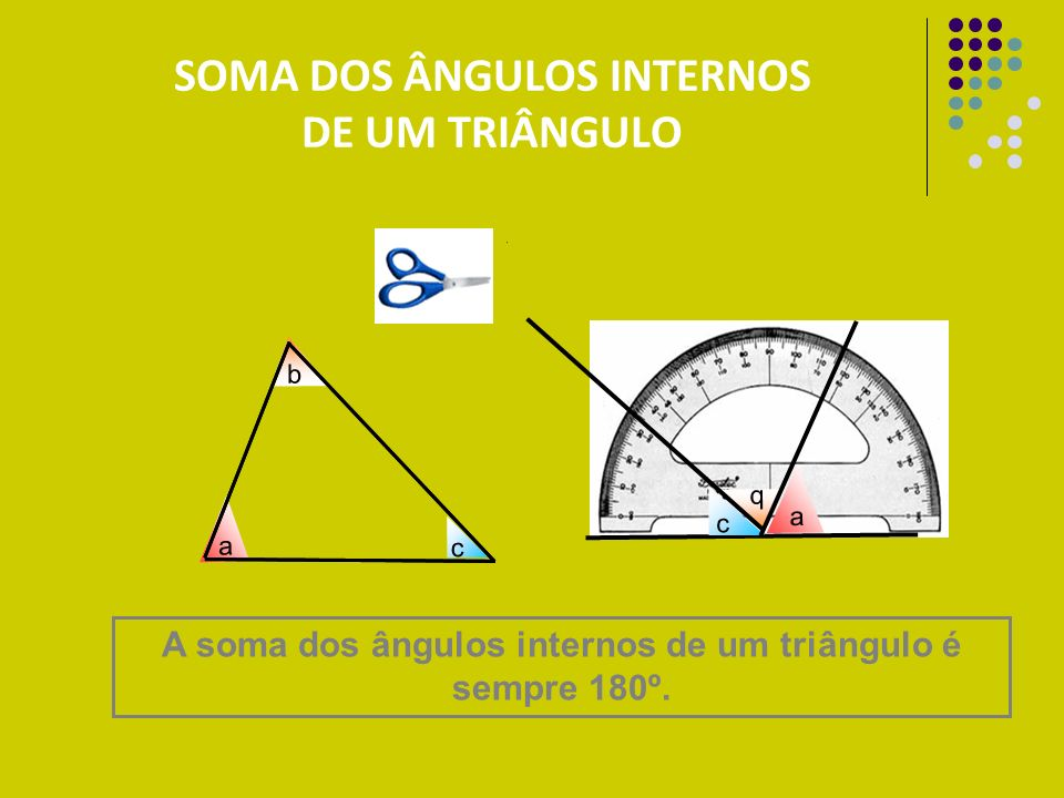 Construção de Triângulos 1º caso: são dados os comprimentos dos três lados a)Desenha um segmento de reta [AB] de 3 cm de comprimento.