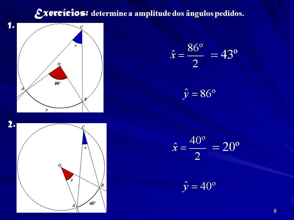 7 Alguns Exemplos: