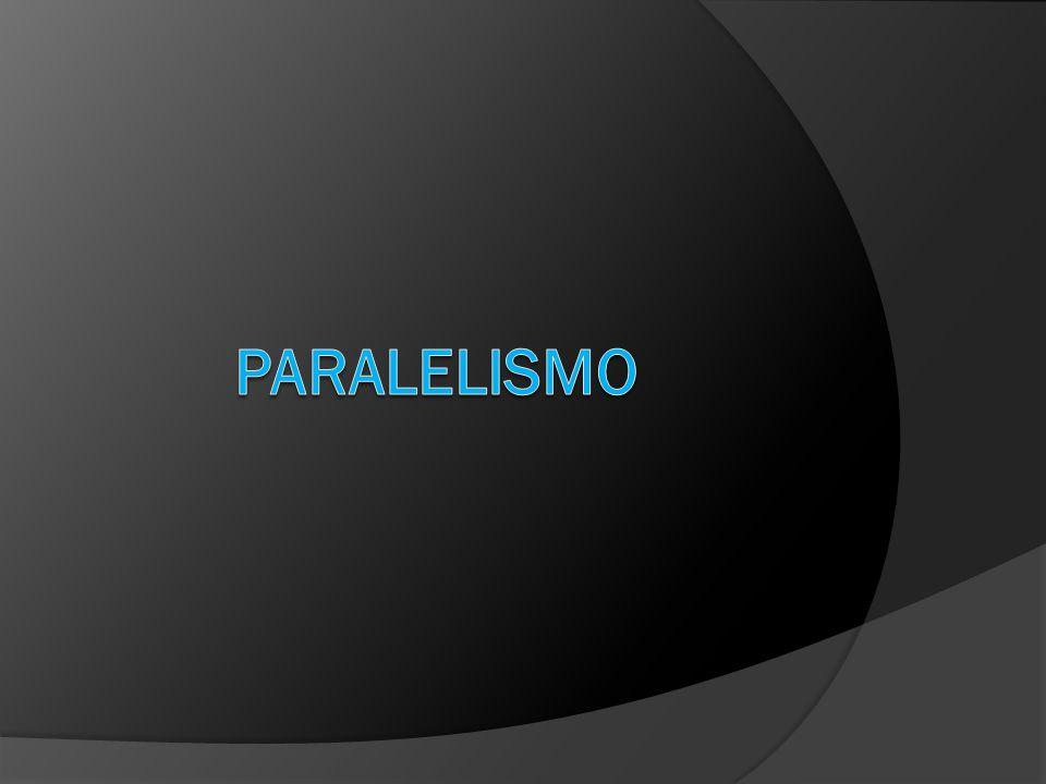O que é Paralelismo.