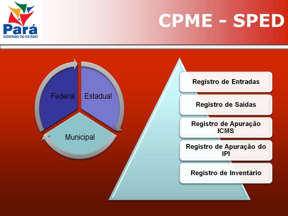 CPME - SPED