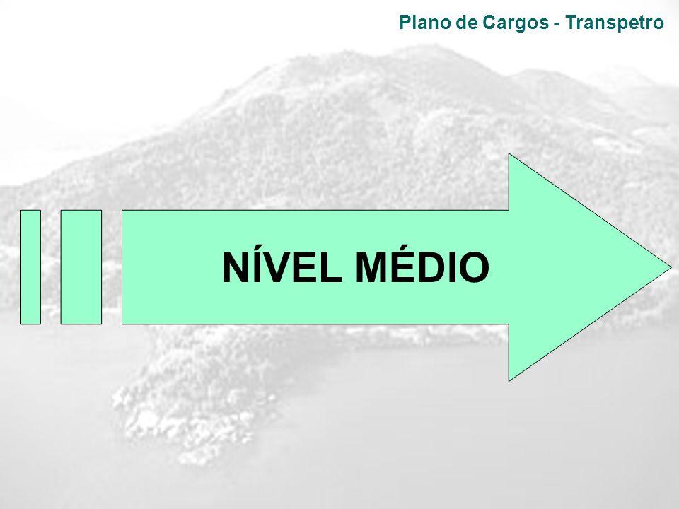 Plano de Cargos - Transpetro NÍVEL MÉDIO