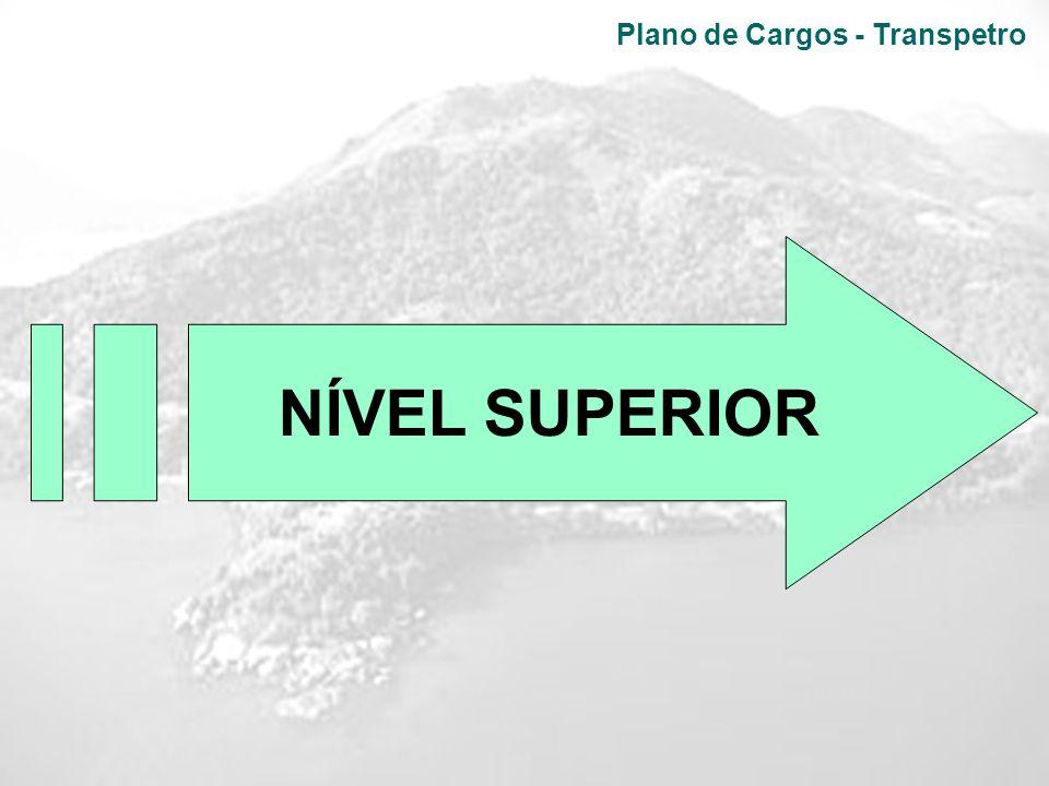 Plano de Cargos - Transpetro NÍVEL SUPERIOR