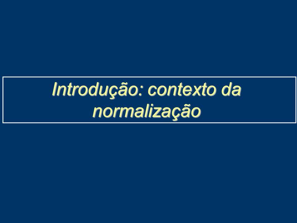 2ª.Forma Normal Relação na 2a. Forma Normal quando: está na 1a.