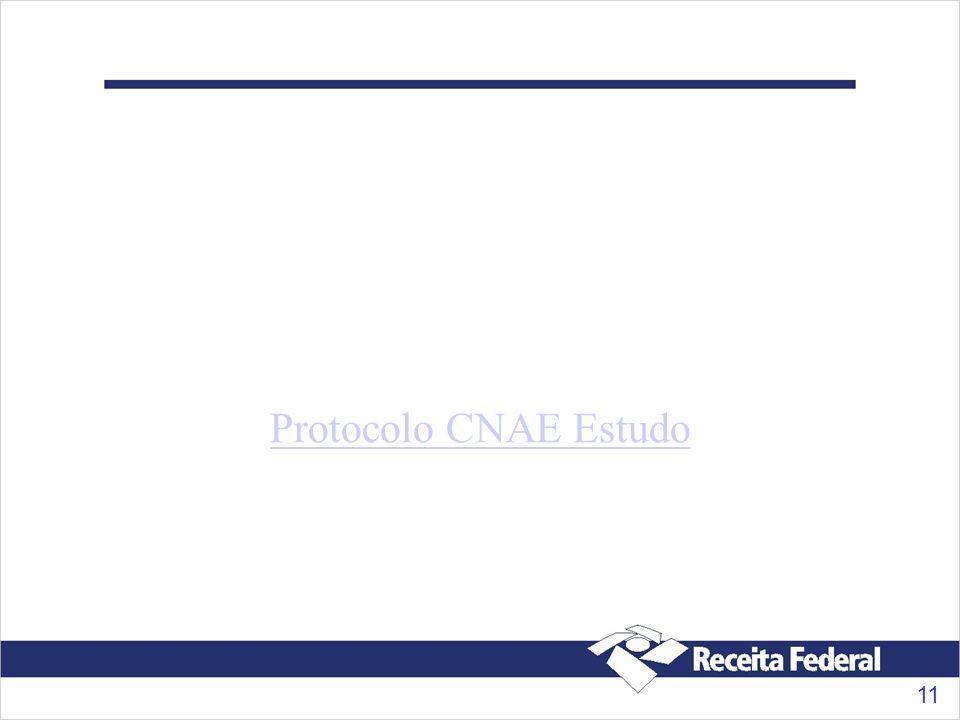 11 Protocolo CNAE Estudo