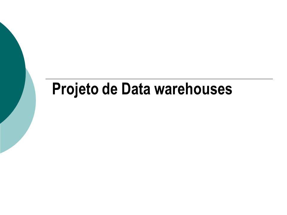 Projeto de Data warehouses