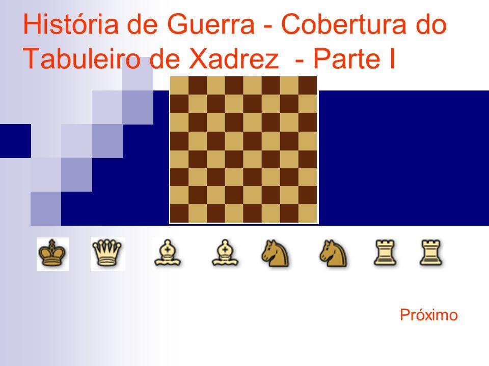 14 Vejamos algumas considerações Considere as 8 peças principais do xadrez Quantos modos as peças podem ser posicionadas no tabuleiro de xadrez.
