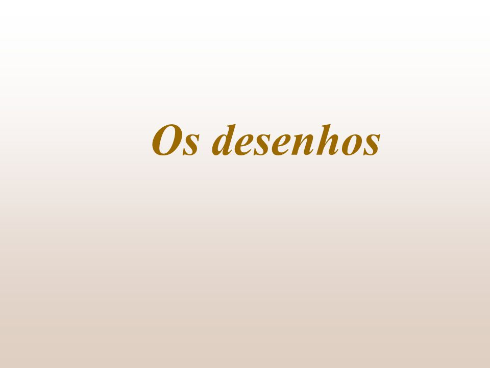 © 2000 Wilson de Pádua Paula Filho Os desenhos Tópicos: Representação de desenhos Edição gráfica bidimensional