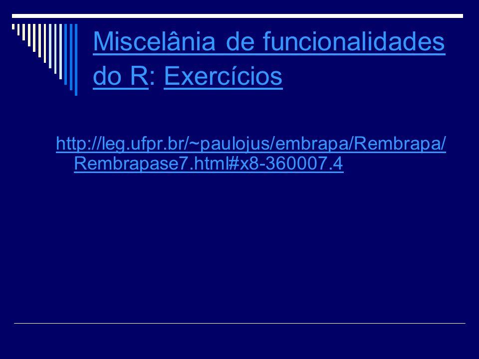 Conceitos básicos sobre distribuições de probabilidade EXEMPLO 1 (adaptado de Bussab & Morettin, página 132, exercício 1) Dada a função: i.