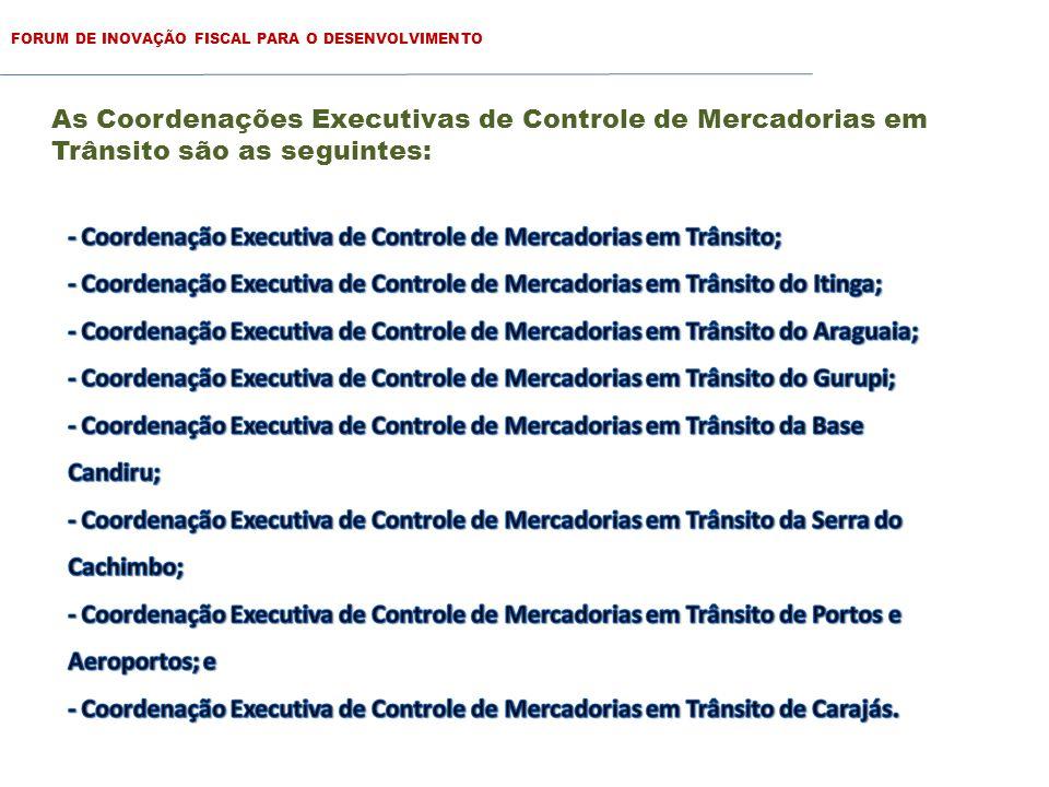 FORUM DE INOVAÇÃO FISCAL PARA O DESENVOLVIMENTO DEMONSTRATIVO DOS REGISTROS DE DOCUMENTOS FISCAIS DE ENTRADA