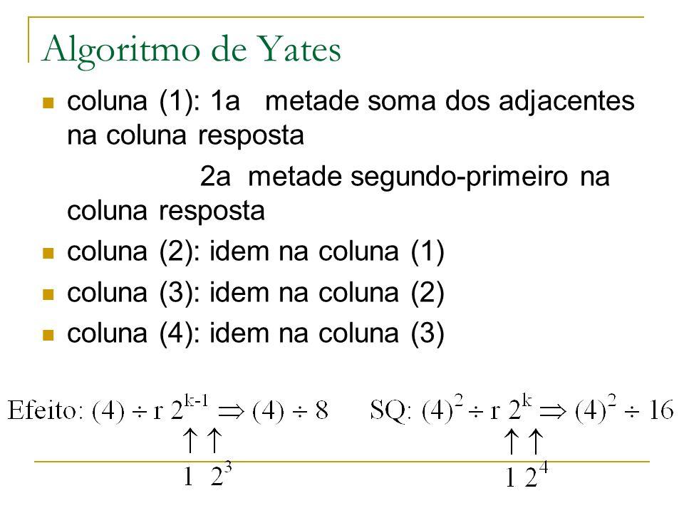 coluna (1): 1a metade soma dos adjacentes na coluna resposta 2a metade segundo-primeiro na coluna resposta coluna (2): idem na coluna (1) coluna (3):