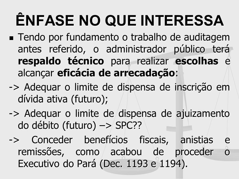 IMPENHORABILIDADE DE BENS LEF LEF Art.10.